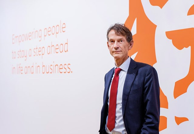 ING Bank about <b>economic performance.</b>