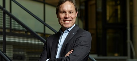 Evert den Boer to be the new <b>CEO of Enexis Groep</b>